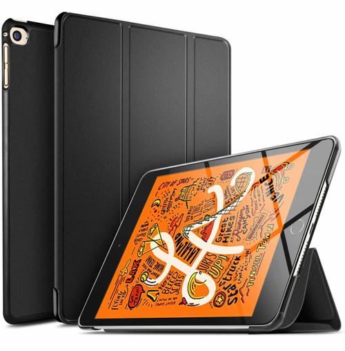 Apple ipad Mini 5 2019 Smart Magnetic Leather Stand Black Case