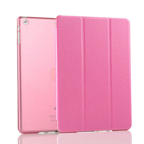 Apple ipad Mini 5 2019 Smart Magnetic Leather Stand Pink Case