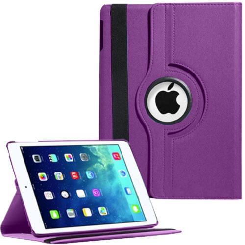 Apple iPad Pro 10.5(2017)360 Rotating Stand Case Folding Leather Case Sky Blue