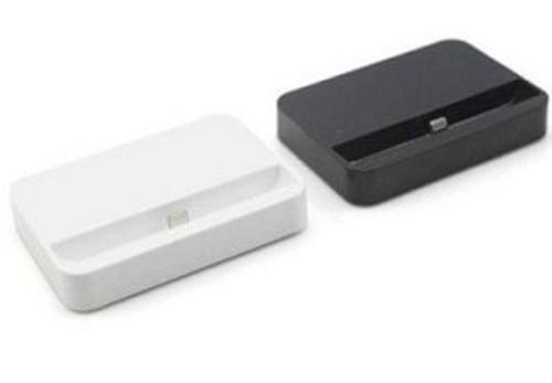 Apple iPhone   XS, X 8 7 Desktop Charging Dock - Black