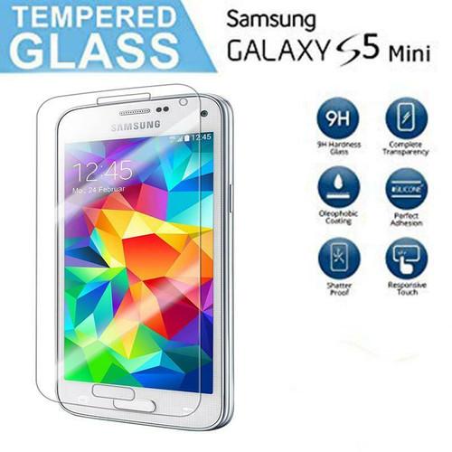 Samsung Galaxy S5 MINI Tempered Glass Screen Protector