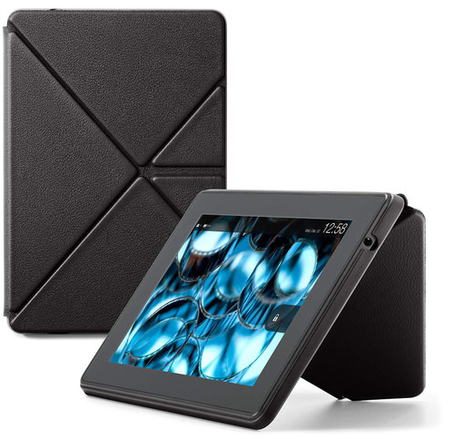 Amazon Kindle Fire HDX 8.9 3rd Gen 2013 Magnetic Standing Folding Origami Luxury Case