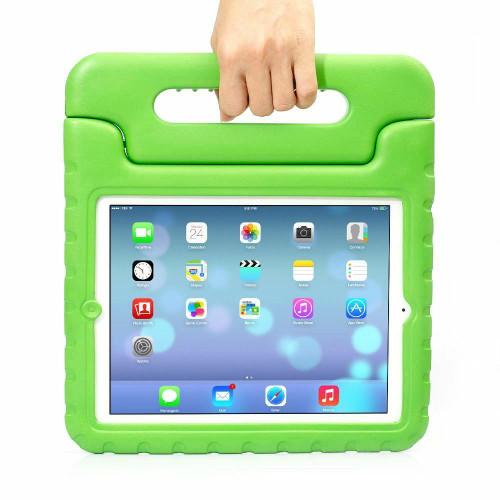 iPad  9.7(2018)Kids Shockproof   EVA Foam Stand Green case