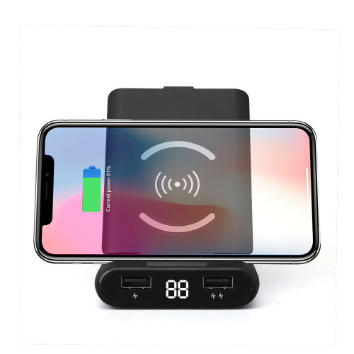 samsung Galaxy S10/S10e/S10plus Fast 10000mAh Qi Wireless Charger Power Bank