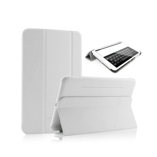 Samsung Galaxy Tab 4 Nook 10.1 (T530) Slim White Stand Case