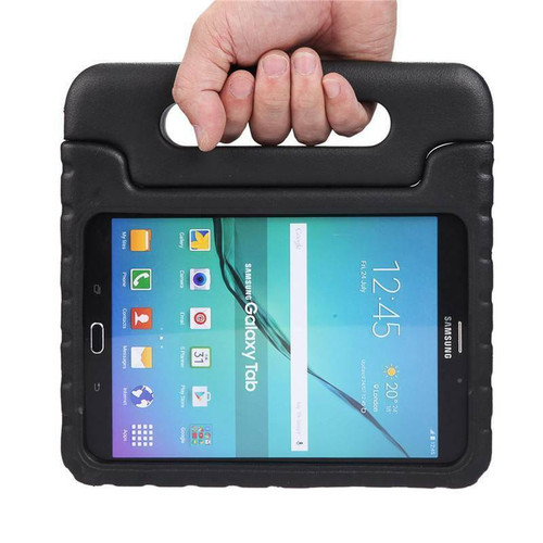 Samsung Tab 4 10.1 T530 T535 Black Kids Shock Proof EVA Foam Handle Cover