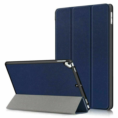 Apple iPad Pro 10.5(2017)Blue Magnetic Smart Stand Case