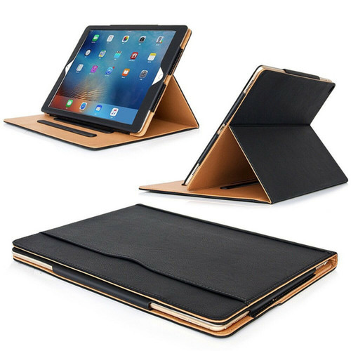 iPad 9.7 2017 2018  Luxury Leather  wallet case
