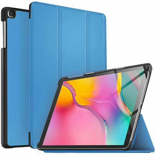 Samsung Galaxy Tab A 10.1 (2019) T510/T515 Magnetic Smart tri-fold Sky Blue Case