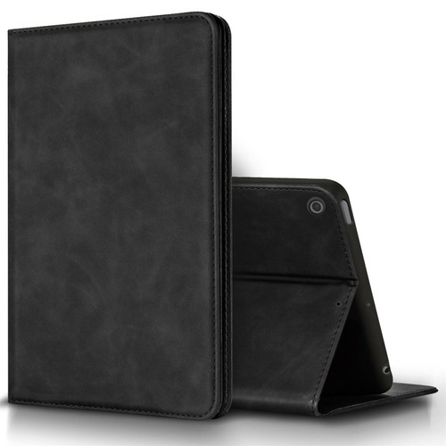 Apple iPad Air 3 10.5''(2019) black  Suede Leather Case Wallet Cover Stand