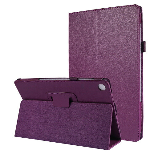 Apple iPad Air 3 10.5'' (2019) Shockproof Leather Book Wallet Purple case
