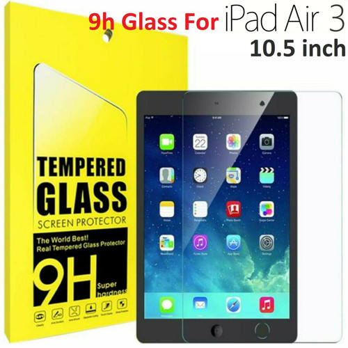 Apple iPad Air 3 10.5 (2019) Genuine Tempered Glass Film Screen Protector
