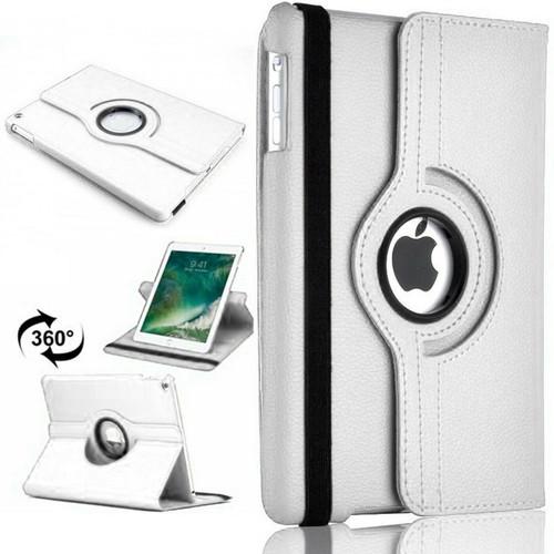 Apple iPad Pro 11'' 360° Rotating Stand Case Folding Leather Case White