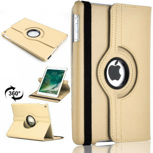 Apple iPad Pro 11'' 360° Rotating Stand Case Folding Leather Gold Case