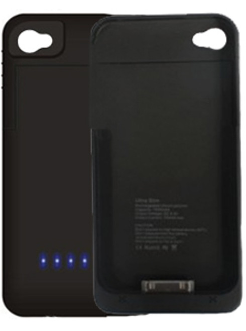 Apple iPhone 4/4S Slim Fit 1900mAh External Battery