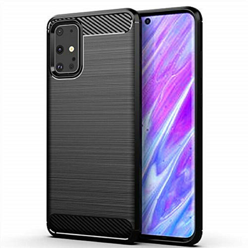 Samsung Note 10 Armor Back Black Cover