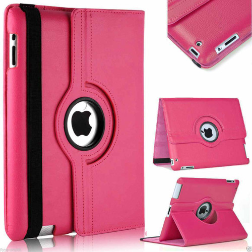Apple iPad Pro 9.7 2017 360 Rotate Pink case