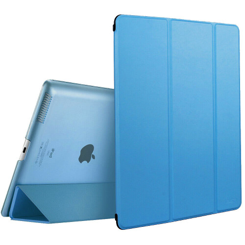 Apple iPad Pro 9.7 2017 Magnetic Smart Blue Stand case