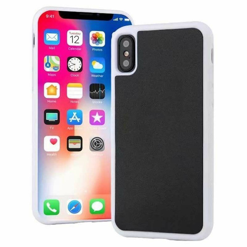 iPhone 6 Plus/6S Plus Anti Gravity Selfie Back Stick Grip Magic White case
