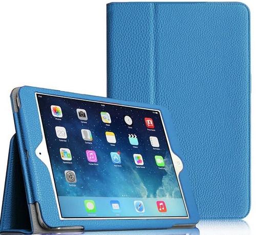 Apple iPad Pro 10.5(2017)Case Smart Leather Tablet Stand Sky Blue Case
