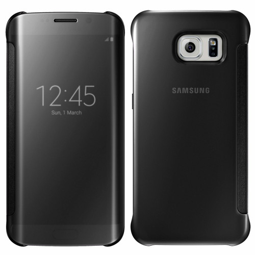 Samsung Galaxy S6 Mirror View Black case