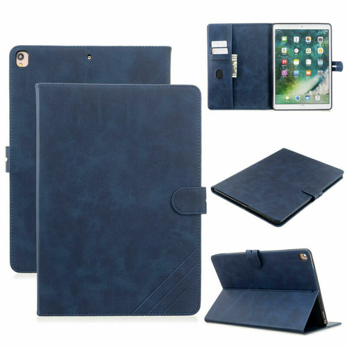 Blue Apple iPad 10.2 7th generation 2019 Pu Leather Stand case