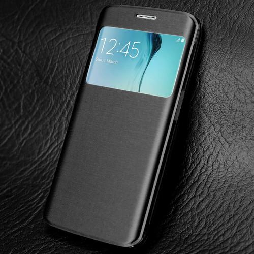 Samsung Galaxy S4 I9500 Flip Window  View Cover Case