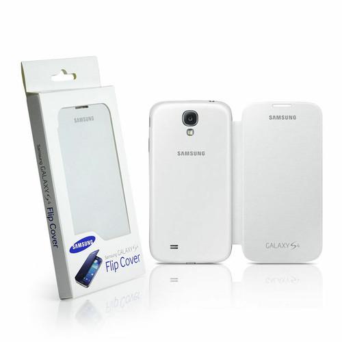 Genuine Samsung  Galaxy S4 GT 19505 original smartphone book White cover