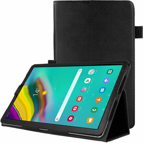 """Samsung Galaxy Tab S6 10.5"""" SM-T860 T865 Leather Flip Case Stand Cover"""