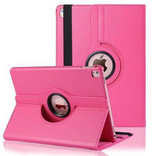 Samsung Galaxy Tab S6 10.5 SM-T860 T865 360 Rotating Leather Stand Smart Pink Case