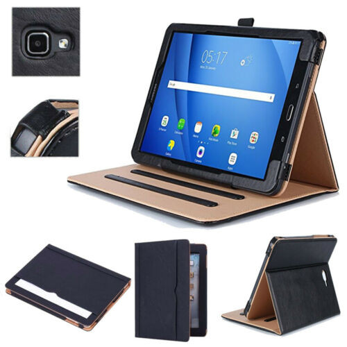 Samsung Galaxy Tab S5E  T720 T725  Luxury Magnetic Leather Smart Flip Case