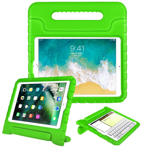 Green Tough Kids Shockproof Eva Foam Stand Case iPad Pro 9.7  2016