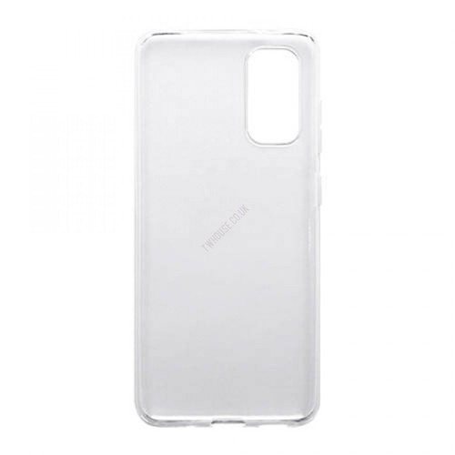 "Clear Gel Case for Samsung Galaxy S20 Plus (6.7"")"