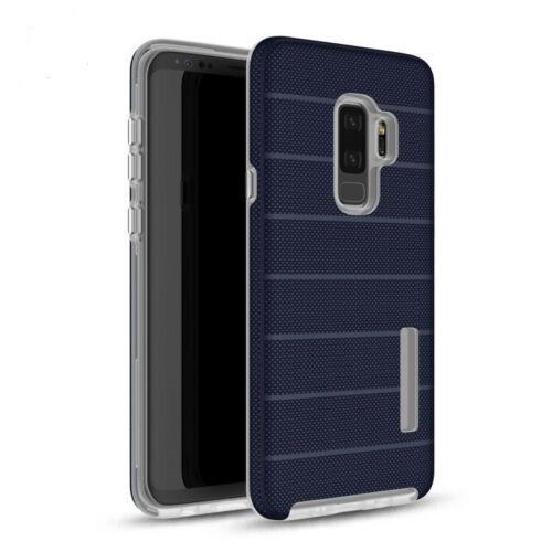 Samsung Galaxy Note 8 armor Anti shock heavy duty  Navy case