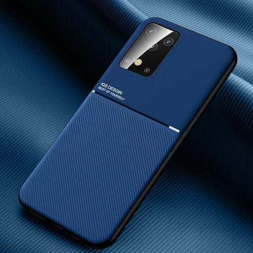 Samsung Galaxy  S10 Plus  Smart  Ultra Shockproof Slim  Navy Blue Rubber Case