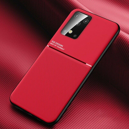Samsung Galaxy  S10 Plus  Smart  Ultra Shockproof Slim  Red  Rubber Case