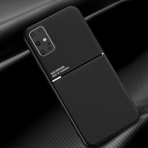 Samsung Galaxy  S10 Plus  Smart  Ultra Shockproof Slim  Black  Rubber Case