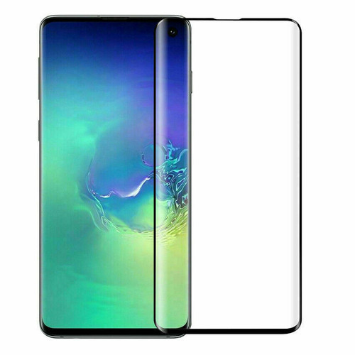 Samsung Galaxy  S10 Plus  Tempered Glass Screen Protector Film 6D Curved