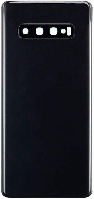 Samsung Galaxy S10 Plus G975 Rear Glass Battery Replacement  Black back cover
