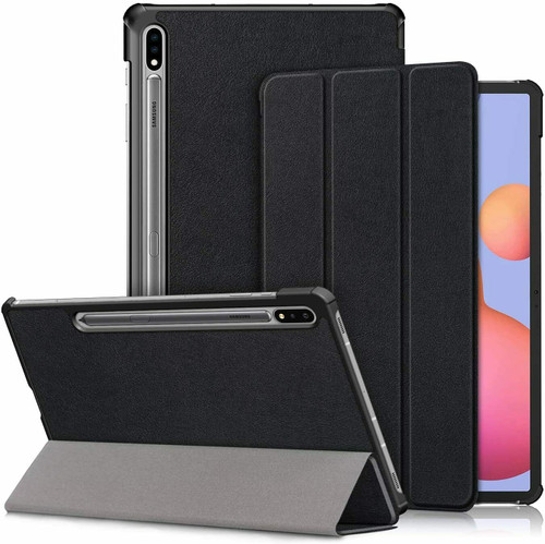 Samsung Galaxy Tab S7 Case Premium Smart Book Stand Cover T870 T875 T876B