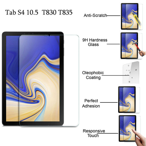 Samsung Galaxy Tab S4 10.5 T830/T835  Tempered Glass Screen Protector