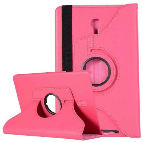 Samsung Galaxy Tab S4 10.5 T830/T835  Pink 360 Rotate case