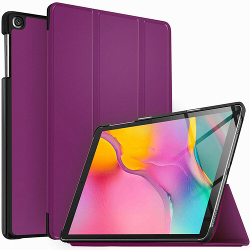 Amazon Kindle Fire HD 8 8Plus Tablet (2020) Premium Smart Book Stand  PurpleCover