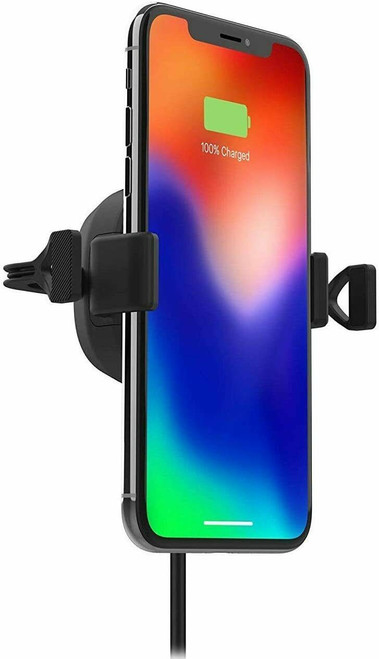 Mophie Wireless Charger Charging Car Vent Mount Holder iPhone 11 11Pro Max