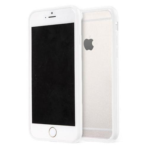 Apple iPhone 8 Plus Clear Transparent Back Hard Case TPU Silicone Bumper Cover