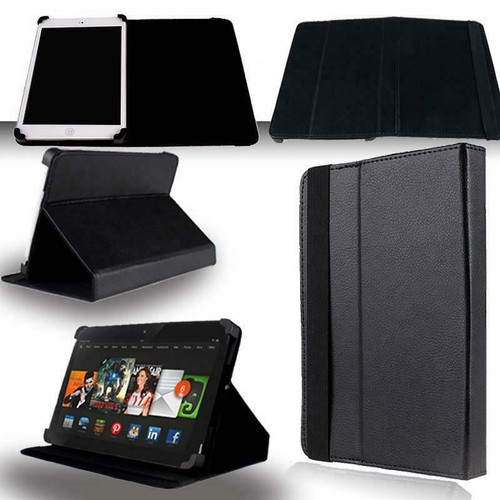 Amazon Fire HD 7  2014 4th Generation PU leather  Stand Case