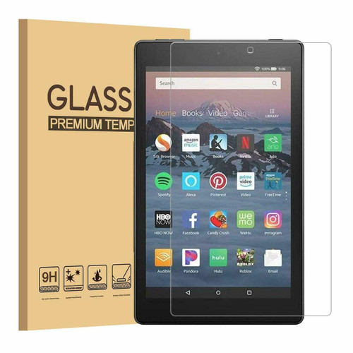 Amazon Kindle Fire HD 5 2017 7th Gen Genuine Tempered Glass Screen Protector