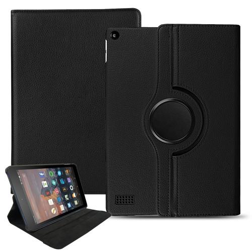 Amazon Kindle fire 7 (2019) 360 Rotating  Black case