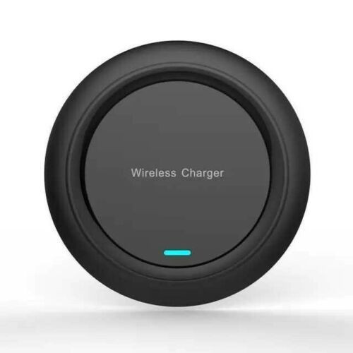 Fast Qi Wireless Charger Charging Pad For Apple iPhone 12 12Pro Max