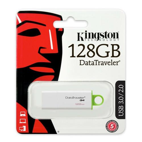 Kingston DataTraveler G4 USB 3.0 128GB USB Flash Drive (DTIG4/128GB)